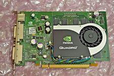 Nvidia Quadro FX370 256MB PCIE Dual DVI Graphics Video Card NVA-P588-000