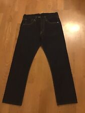 Lucien Pellett-Finet Dark Cropped Jeans 34/44 28 Unisex