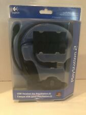 playstation 2 headset New