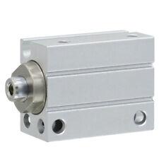 A●  SMC CUJB12-30D Miniature Free Installation Cylinder New