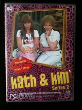 KATH & KIM ~ SERIES 2 - TWO ~ 2 DVD's ~  AS NEW/ MINT CONDITION