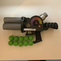 Disney Store Toy Story Zurgs Ion Blaster Gun Toy - Includes 10 Foam Balls