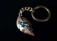 Firefly Serenity Leaf On The Wind Keychain Pendant
