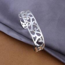 Mesdames Rococo Cuff Bracelet argent 925 LKNSPCB192