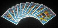 (10) 1990 Impel Marvel Universe Comics Trading Card Rookie Series 1 The Thing #6