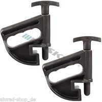 2 Wulstniederhalter Wulstniederdrücker Universal Reifenmontage Hilfe Wulsthalter