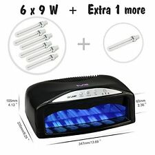 UV Lamp Light High Quality Nail Dryer 54W Professional Acrylic Gelish Shellac