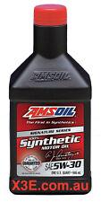 AMSOIL ASL 5W30 Signature Series Premium Motor Oil 1 Quart 946mL