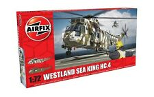 Airfix A04056 Westland Sea King HC.4 Helicopter Kit 1/72 Scale Free T48 Post
