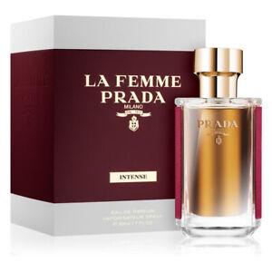 La Femme Intense by Prada Eau De Pafum Spray 50 ml seal  IOB new