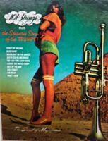 101 Strings Plus The Sensuous Trumpet Cassette Tape ALSC 5267 Cheesecake