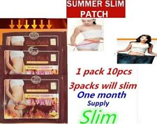 30 X Slim Patch Slimming Belly Thighs Arms Love handles Patches 1 month supply!