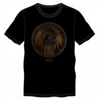 Fantastic Beasts and Where to Find Them Macusa Black Tee New BIOWORLD