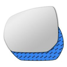 Left wing self adhesive mirror glass for Citroen C4 Picasso 2006-2013 302LS