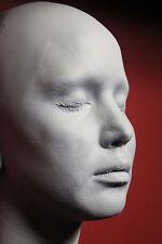 Jennifer Lawrence 1:1 Life Mask - The Hunger Games - Mystique