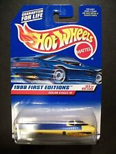 Hot Wheels - Solar Eagle Iii - New Nib - 1998 First Editions 23 of 40
