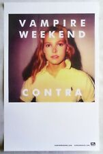 Vampire Weekend Contra Album Poster