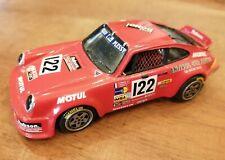 Porsche 934 Turbo Rennwagen Solido Modellauto 1:43 Made in France Racecar