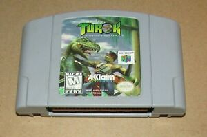 Turok: Dinosaur Hunter for Nintendo 64 Fast Shipping! Authentic