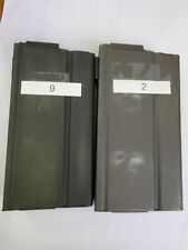 """New listing Springfield magazine x2 M1 """"A"""". .308/ 7.62 unmarked"""