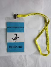 USA vs Argentina Soccer Game Official Lanyard Meadowlands Stadium 2/26/2011