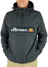 ELLESSE Men's Montflective OH Jacket Black/ Reflective
