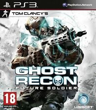 Tom Clancy's Ghost Recon Future Soldier PS3 playstation 3 jeux jeu games 878