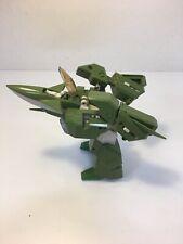 "Rare Transformer Toy-Green Plane/Robot-""Gakken Alpha/Legioss?"" SINGAPORE-1980's"