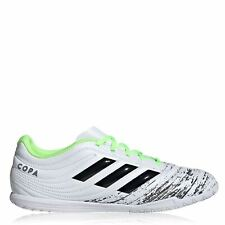adidas Copa 20.4 Indoor Football Boots Mens Gents Laces Fastened Padded Ankle