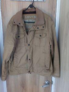 Levis Sherpa jacket Large - Worn