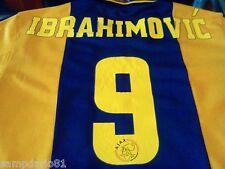 Ibrahimovic #9 Ajax Centenary Maglia Shirt Trikot Maillot Jersey 2000 PSG issue