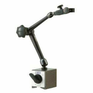 Noga DG61003 Magnetic Base Dial & Test Indicator Holder With Fine Adjustment