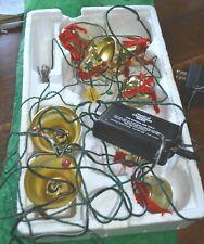 New ListingVintage Capricorn Electronics Musical Christmas Song Bells Plays 12 Carols 1990