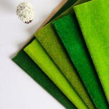 Artificial Grass Mat Synthetic Landscape Fake Turf Lawn Yard Garden Decor 100x40