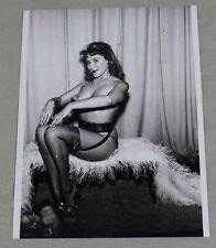 Erotik Akt Vintage Foto - Repro eines alten Fotos aus den 1950er J. (152)  /S138