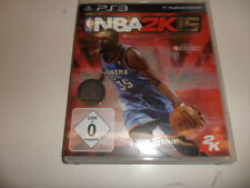 PlayStation 3 PS 3 nba 2k15