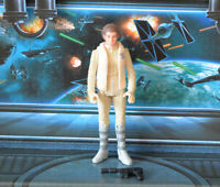 STAR WARS FIGURE 1995 POTF COLLECTION PRINCESS LEIA ORGANA (HOTH GEAR)