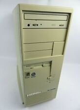 Vintage Micron Millenia Tower PC Pentium 100MHz 16MB RAM 1 GB HDD Win 95