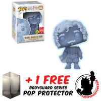 FUNKO POP HARRY POTTER NEARLY HEADLESS NICK GLOW SDCC 2018 EXCLUSIVE
