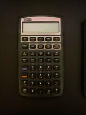 Hp 10Bii Financial Calculator excellent condition