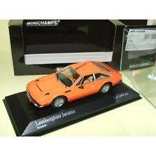 1 43 Minichamps Lamborghini Jarama 1974 Orange
