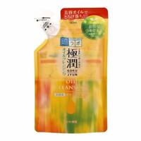 ROHTO Hadalabo Gokujun Cleansing Oil Refill 180ml Shipping  Free from Japan