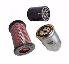 Pour nissan elgrand 3.2TD service 97-99 pièces kit huile air filtre à carburant set