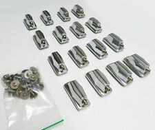 16 Pearl Type Small TOM Drum Lugs (Coffin/1970s/1980s/Maxwin/MIJ/Floor/Stencil)