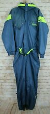 NEVICA Pro Entrant Retro Ski Suit One Piece Size 38