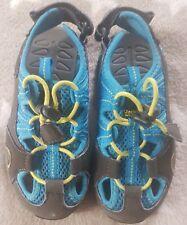 Jack Wolfskin Sommerschuhe Gr 28 Jungen Schuhe Sandaletten  blau grau