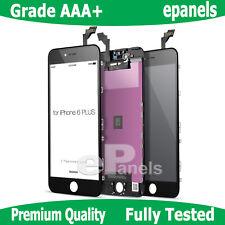 """Reemplazo de A1524 5.5"""" Apple Iphone 6 Plus De Cristal Digitalizador con Pantalla Táctil LCD Negro"""
