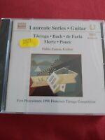 rancisco Tárrega - Fabio Zanon - Guitar Recital [CD]