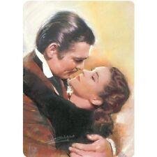 Gone With The Wind / Rhett Butler / Vivien Leigh / 8x12 metal sign