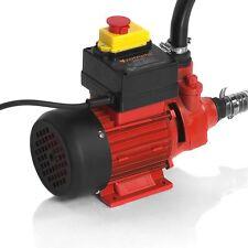 Dieselpumpe 600 Watt Heizöl Ölabsaug Fass Kraftstoff Umfüll Pumpe 2400 L/h